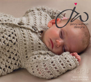 Jenny Watson Designs Baby Boutique Book 2