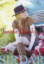 Sirdar Tweedie Chunky Pattern Books
