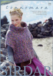 Sirdar Connemara Chunky Pattern Books