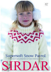 Sirdar Supersoft Aran Pattern Books