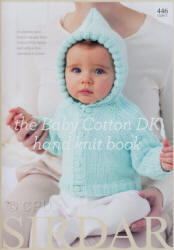 Sirdar Snuggly Baby Cotton DK Pattern Books