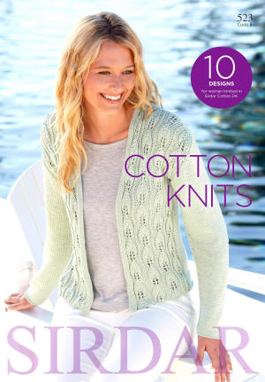 Sirdar Cotton Knits Book