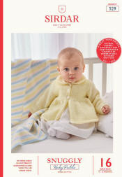 Sirdar Snuggly Baby Pastel Book 529