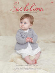 The twenty third little Sublime hand knit Book 728