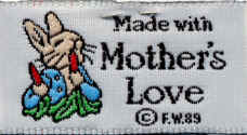 MOTHER Sew In Labels