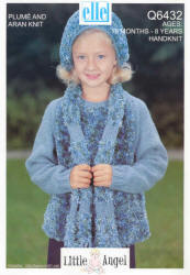 elle Aran Knit Patterns