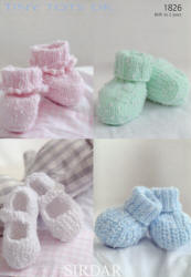 Sirdar Tiny Tots Double Knit Patterns
