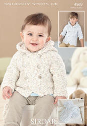 Sirdar Snuggly Spots Double Knit Patterns