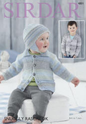 Sirdar Snuggly Rascal Double Knit Patterns