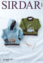 Sirdar Snuggly Double Knit Patterns