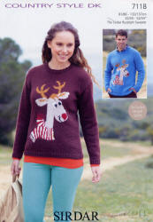 Sirdar Country Style Double Knit Patterns