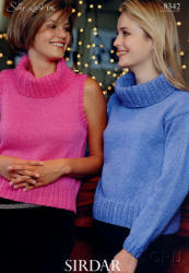 Sirdar Silky Look Double Knit Patterns