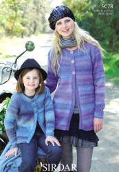 Sirdar Escape Double Knit Patterns