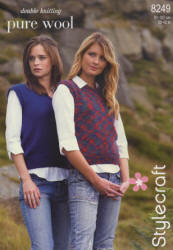 Stylecraft Pure Wool Double Knit Patterns