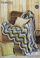 Stylecraft Nordic Super Chunky Patterns