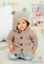 Stylecraft Lullaby Double Knit Patterns