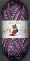 James C.Brett 4ply yarns