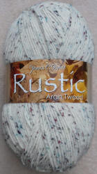 James C.Brett James C.Brett Rustic With Wool Aran yarn