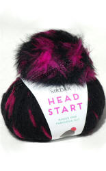 Sirdar Head Start Hat and Pompom yarn
