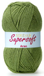 Sirdar Supersoft Toddler/Baby Aran yarn
