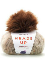 Sirdar Heads Up Hat and Pompom yarn