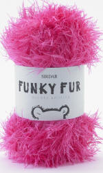 Sirdar New Funky Fur yarn