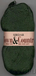 Sirdar Town & Country Sock Wool 4ply yarn