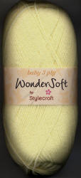 Stylecraft 2ply, 3ply & 4ply yarns
